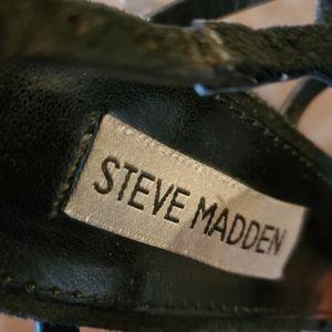 Steve Madden Shoes - Black heels